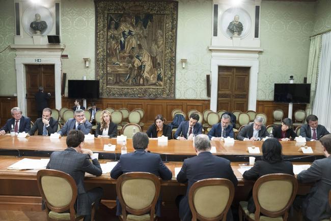 Agenda 2023, tavolo su Semplificazione normativa e burocratica e Riforma fiscale