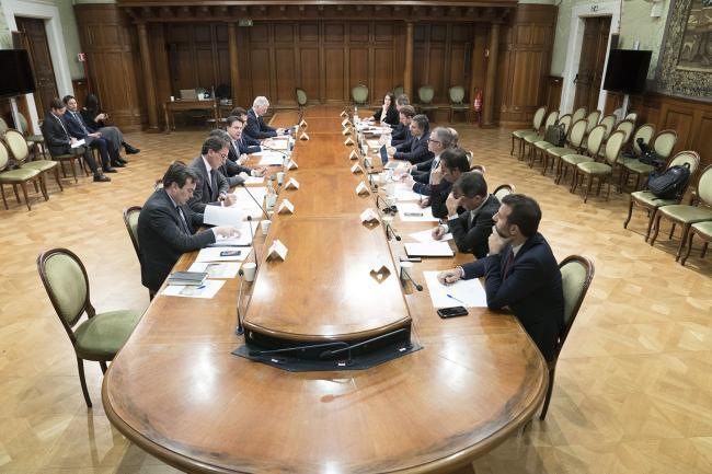 Agenda 2023, tavolo su Europa e Autonomia differenziata