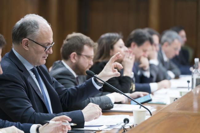 Agenda 2023, tavolo su crescita e sviluppo sostenibile