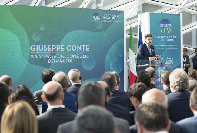 "Conte alla ""Hydrogen Challenge-Global Esg Conference"""