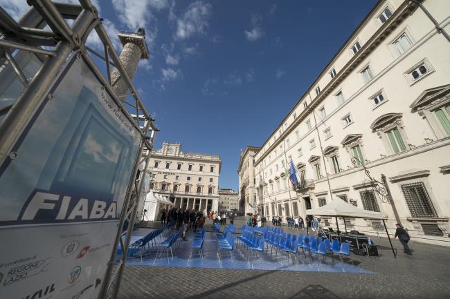 FIABADAY, 17° Giornata nazionale per l'abbattimento delle barriere architettoniche