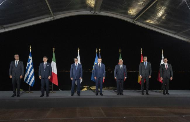 Conte al 7º Vertice dei Paesi del Sud dell'Ue