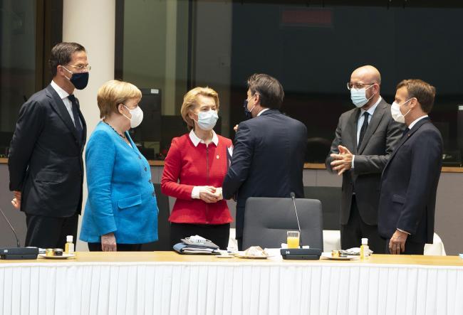 Seconda giornata Consiglio europeo straordinario
