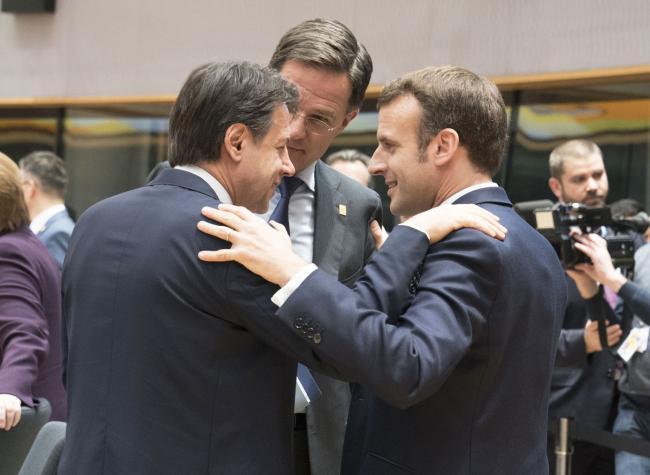 Conte a Bruxelles