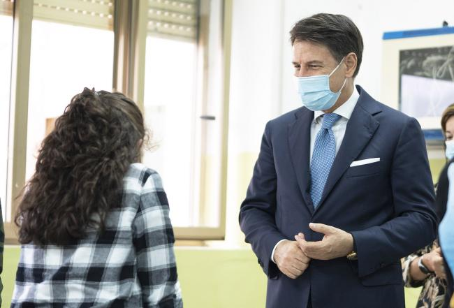 Visita all'Istituto comprensivo Francesco Gesuè