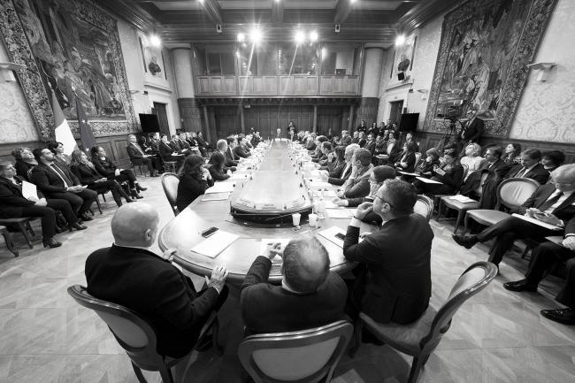 Conte alla Conferenza Stato - Regioni