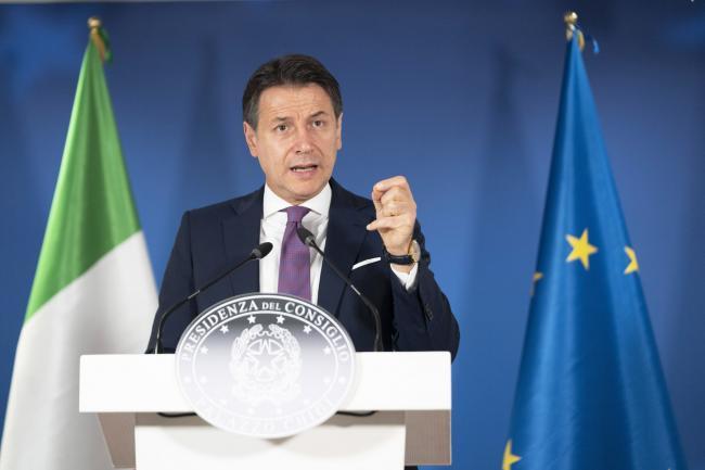 Consiglio europeo, la conferenza stampa conclusiva del Presidente Conte