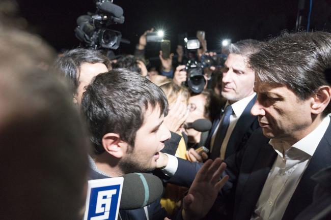 Il Presidente Conte a Taranto