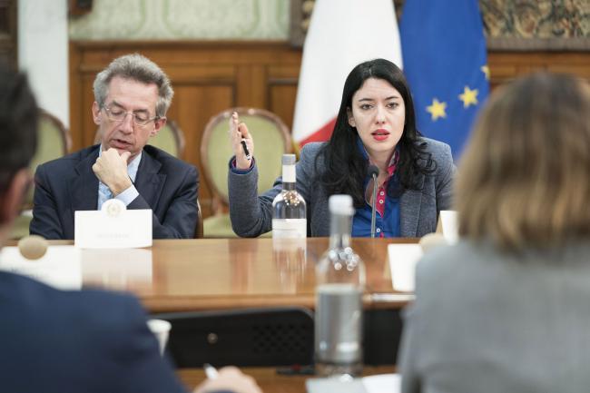 Agenda 2023, il Ministro Azzolina e il Ministro Manfredi al tavolo su Scuola, Università, Ricerca e Innovazione digitale