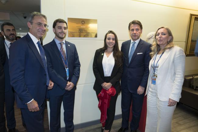 Conte alla Rappresentanza d'Italia presso le Nazioni Unite