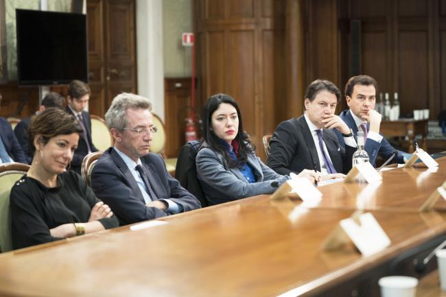 Agenda 2023, il Presidente Conte presiede il tavolo su Scuola, Università, Ricerca e Innovazione digitale