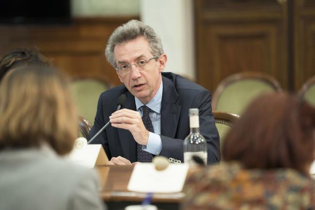 Agenda 2023, il Ministro Manfredi al tavolo su Scuola, Università, Ricerca e Innovazione digitale