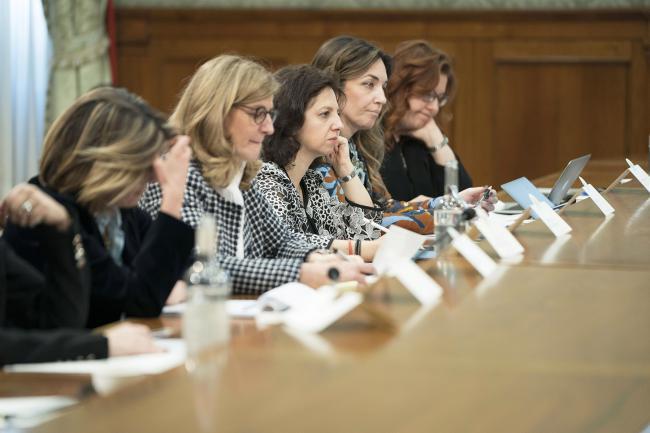 Agenda 2023, tavolo sulla Sanità a Palazzo Chigi