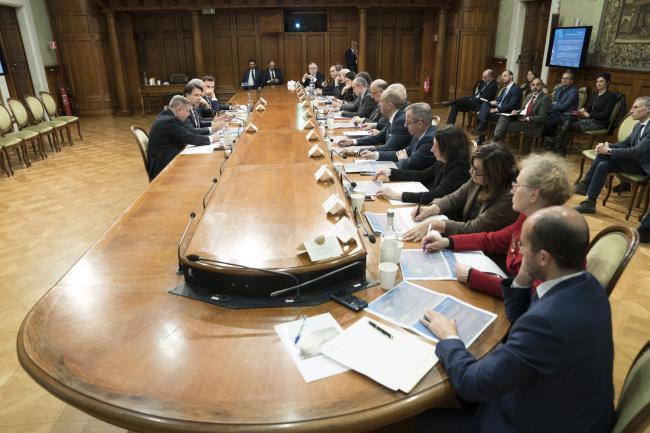 Tavolo istituzionale CIS per Cagliari e la Provincia del Sud Sardegna