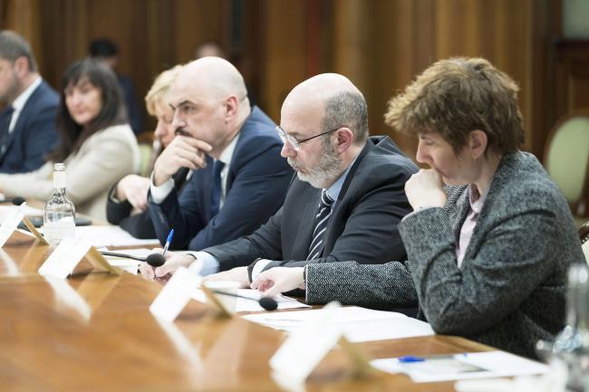 Agenda 2023, il Ministro Guerini al tavolo su Sicurezza e immigrazione