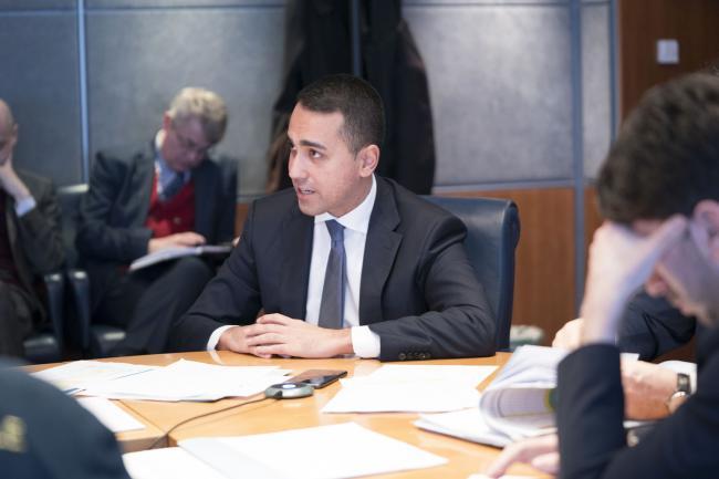 Coronavirus, riunione del Comitato operativo