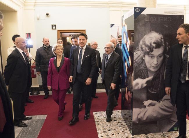 """""""Benessere Italia"""", il Presidente Conte alla presentazione delle linee programmatiche"""
