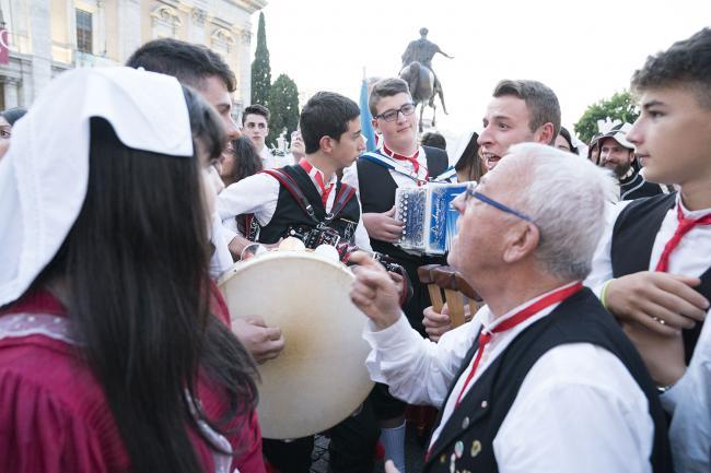 Giornata nazionale del folklore e delle tradizioni popolari