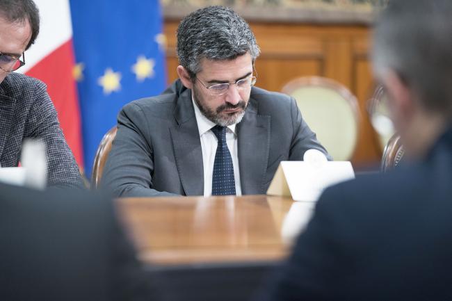 Agenda 2023, il Sottosegretario Fraccaro al tavolo su Europa e Autonomia differenziata