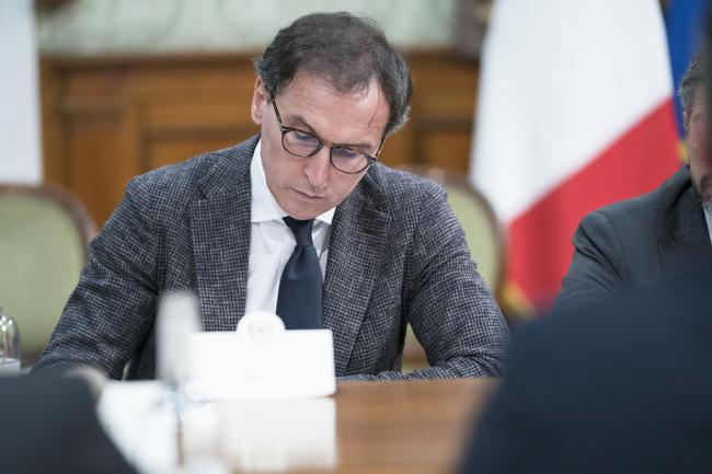 Il Ministro Boccia al tavolo su Europa e Autonomia differenziata