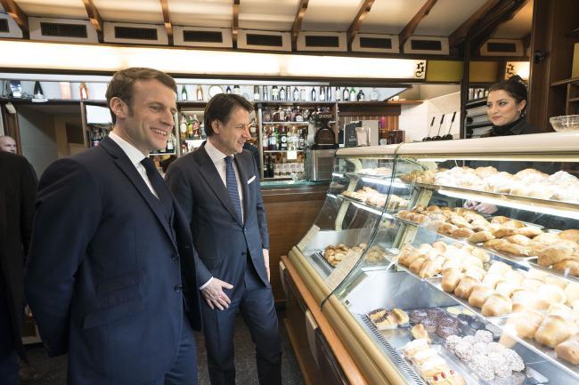 XXXV Vertice intergovernativo italo-francese, visita alla città