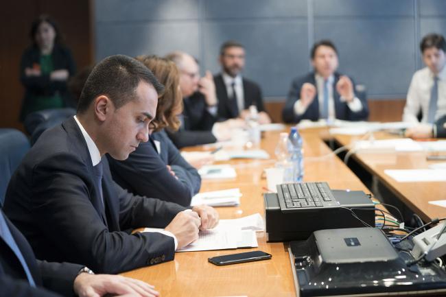 Coronavirus, riunione Governo e Regioni alla Protezione civile