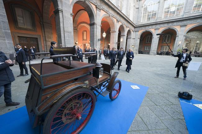 XXXV Vertice intergovernativo italo-francese