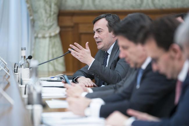 Agenda 2023, il Ministro Amendola al tavolo di lavoro su Europa e Autonomia differenziata