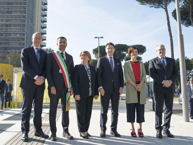 """Il Presidente Conte a """"Sindaci d'Italia"""""""