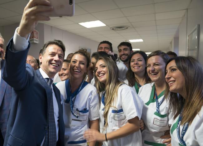 """La visita al Centro di Riabilitazione ad Alta specialità """"Fondazione S. Raffaele"""""""