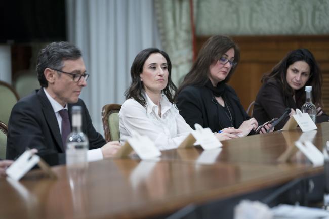 Agenda 2023, tavolo su Tavolo su Giustizia e Informazione