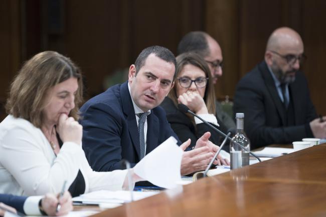 Agenda 2023, tavolo su occupazione e politiche di welfare a Palazzo Chigi