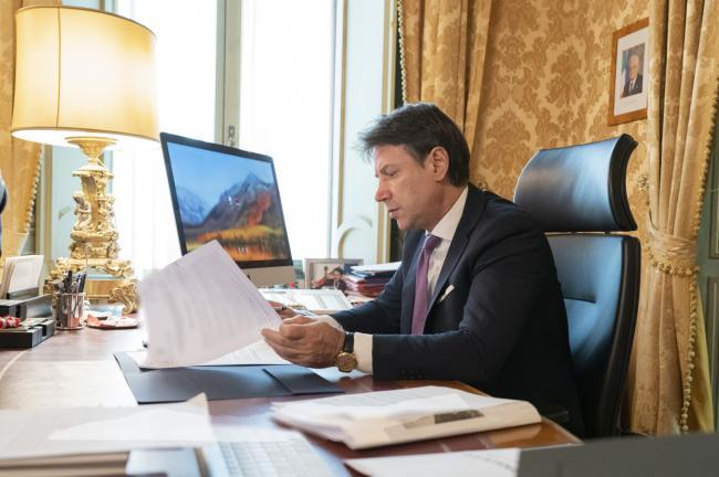 Videoconferenza sulla situazione in Bielorussia