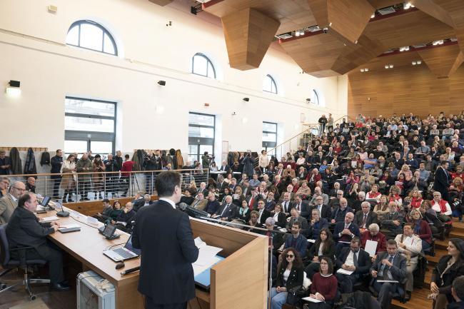 Il Presidente Conte interviene alla Giornata internazionale del volontariato