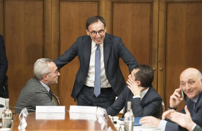 Il Ministro Boccia alla Conferenza Stato - Regioni