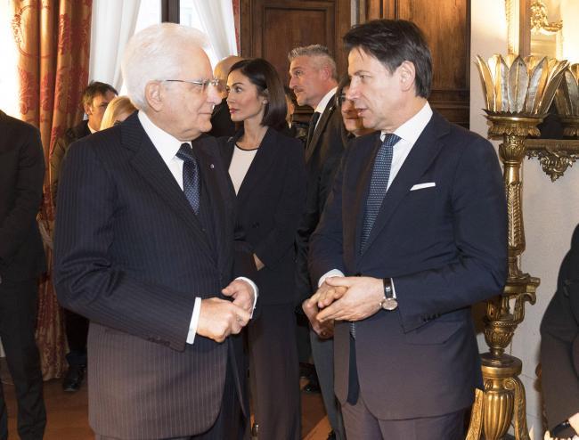 Il Presidente Mattarella e il Presidente Conte alle celebrazioni per la ricorrenza dei Patti Lateranensi e dell'Accordo di Revisione del Concordato