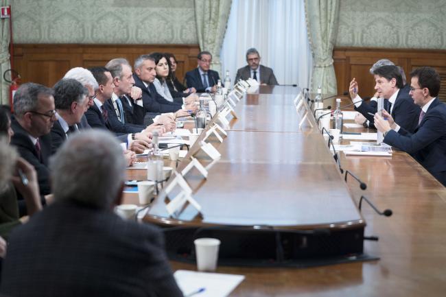 Tavolo sul Contratto Istituzionale di Sviluppo per la Basilicata