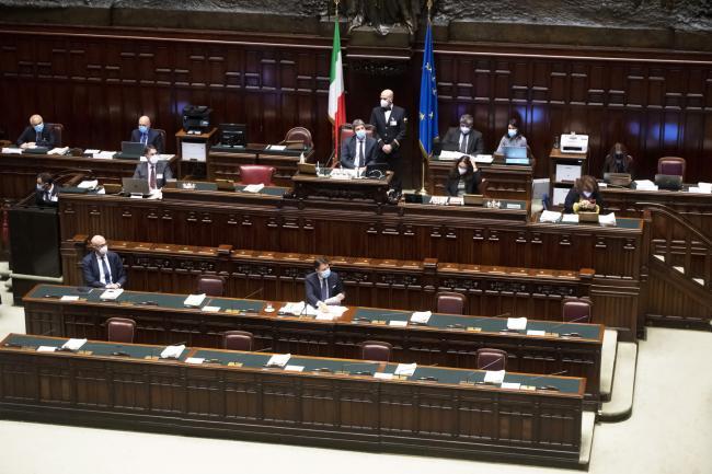 Question time alla Camera