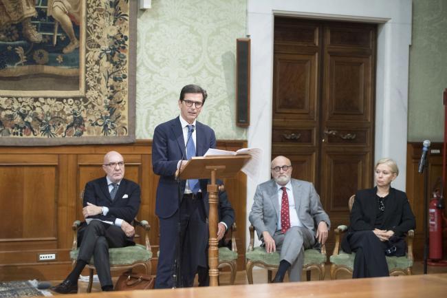 XV edizione Premio Giacomo Matteotti, la cerimonia di premiazione