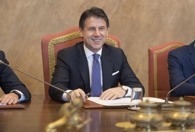 Conte incontra il Sindaco di Milano e la Giunta municipale